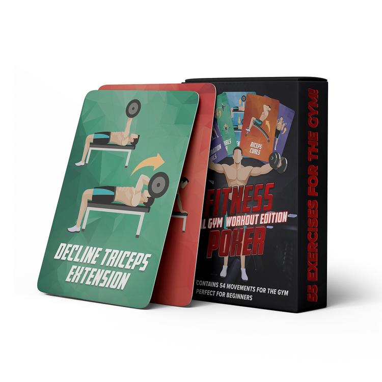 Fitness Poker - Gym