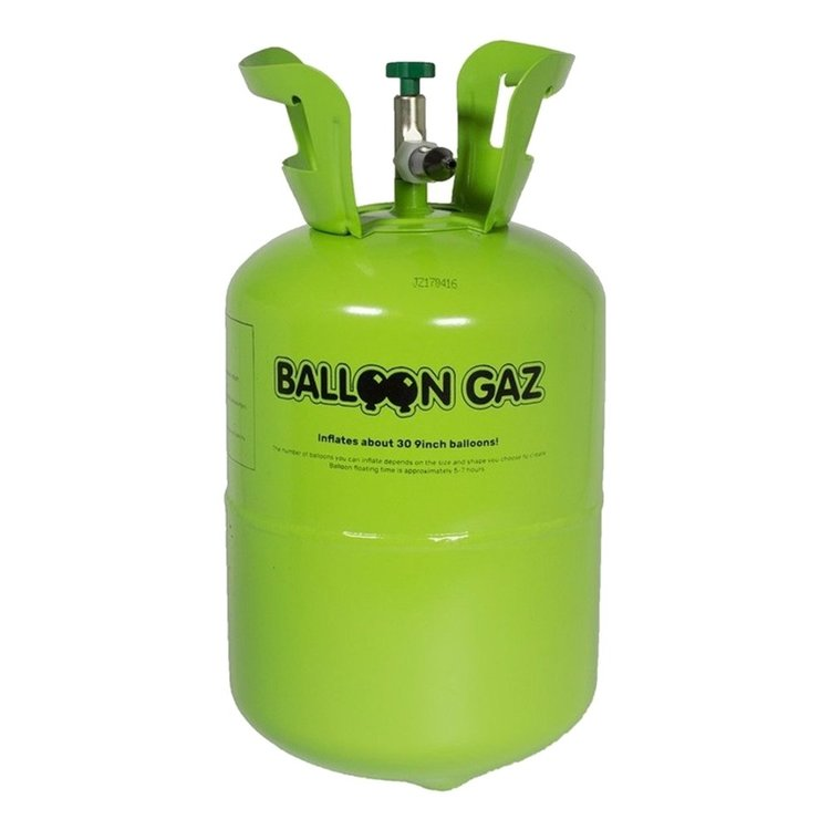 Helium på tub