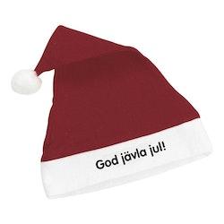 """Tomteluva """"God jävla jul"""""""