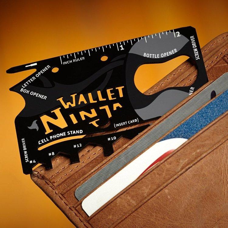 Ninja Wallet Kreditkortsverktyg