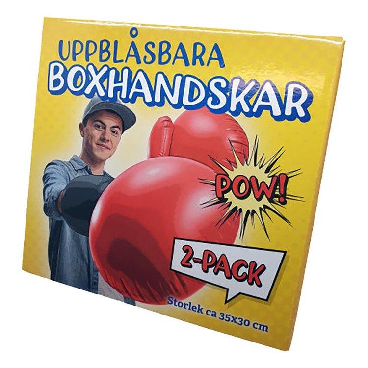Uppblåsbara Boxhandskar