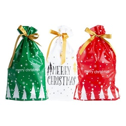 Presentpåsar Jul Stor