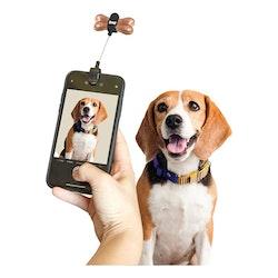 Godishållare för Hund Selfies