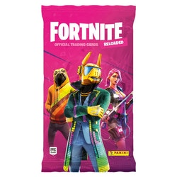 Fortnite Trading Cards: Chapter 2 - Reloaded Booster Pack