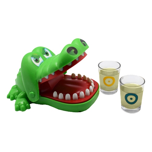 Drickaspel Krokodilen