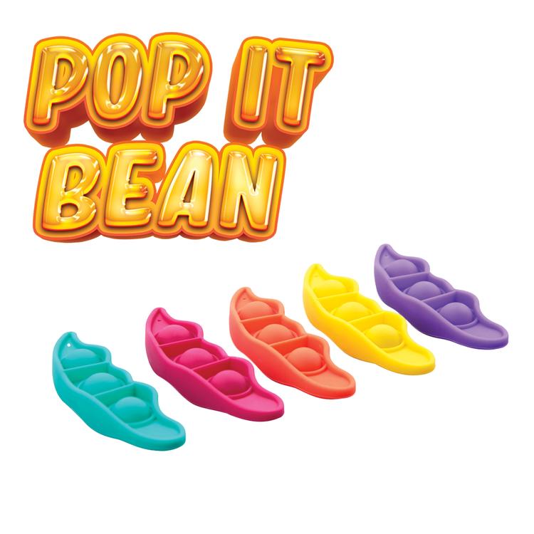 Pop It Bean Fidget