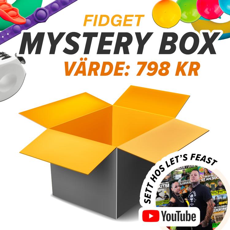 Fidget Mystery Box