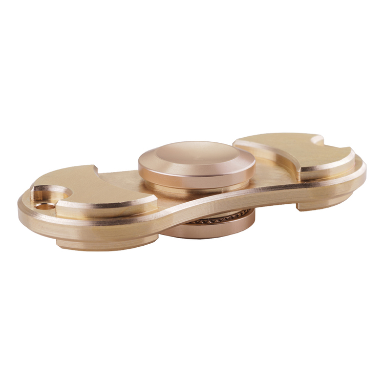Fidget Spinner Pro Metal Duo