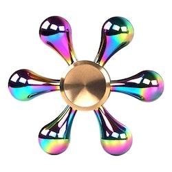 Rainbow Drops Metall Spinner