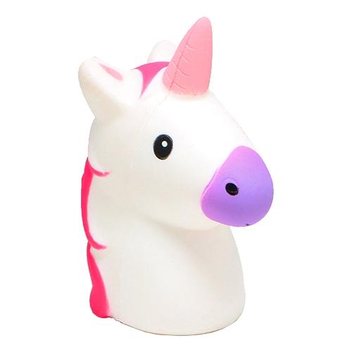 Unicorn Head Squishy (OBS. SE BESKRIVNING)