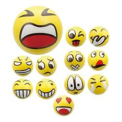 Emoji Fidget Stressboll