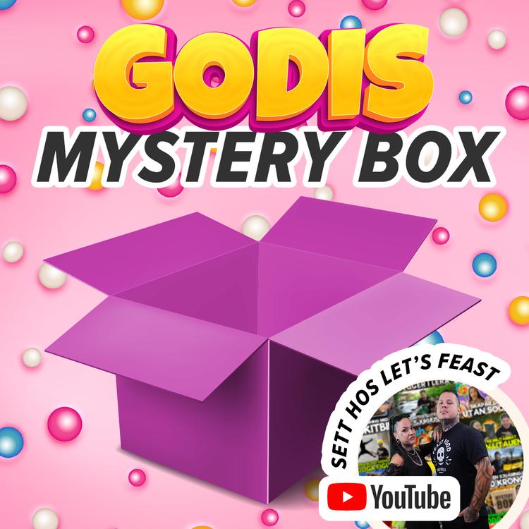 Godis Mystery Box
