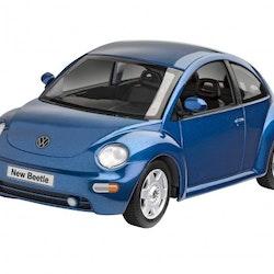 Revell Model Set Easy Click VW New Beetle