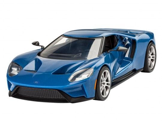 Revell Model Set Easy Click Ford GT
