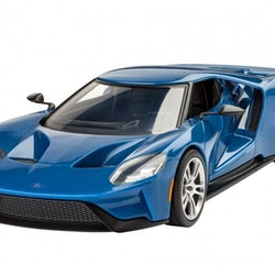 Revell Model Set Easy Click Ford GT