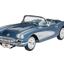 Revell Model Set '58 Corvette Roadster