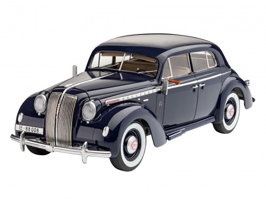 Revell Model Set Luxury Class Car Admiral