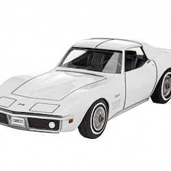 Revell Model Set Corvette C3