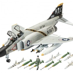 Revell Model Set F-4J Phantom II