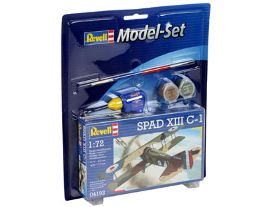 Revell Model Set Spad XIII C-1