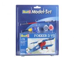 Revell Model Set Fokker D VII