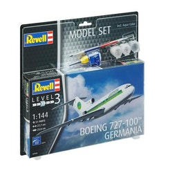 Revell Model Set Boeing 727-100 Germania