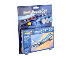 Revell Model Set Boeing 747-200 KLM