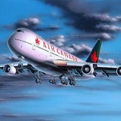 Revell Model Set Boeing 747-200 AC