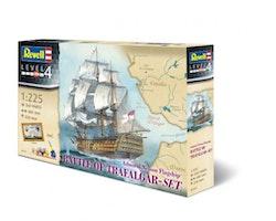 Revell Model Set Battle of Trafalgar