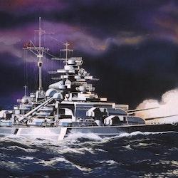 Revell Model Set Bismarck