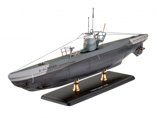 Revell Model Set German Submarine Type IIB