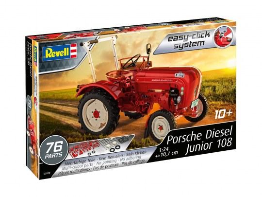 Revell Easy Click Porsche Junior 108