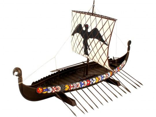 Revell Model Viking Ship