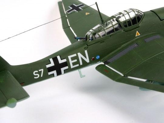 Revell Junkers Ju 87 G/D Tank Buster