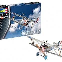 Revell Model Nieuport 17