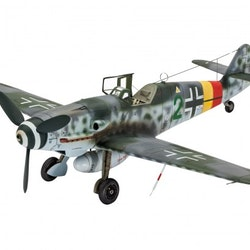 Revell Model Messerschmitt Bf109 G-10