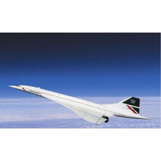 Revell Model Concorde