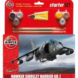 Airfix Hawker Harrier GR.1 Starterset