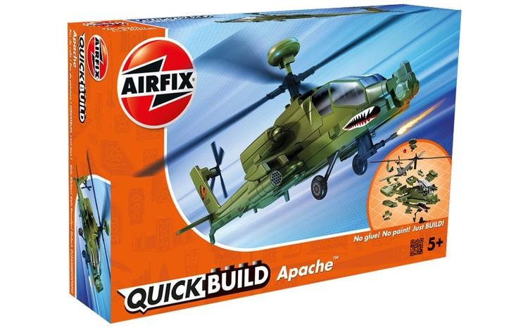 Airfix Quick Build Apache