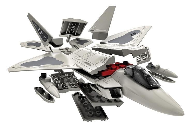 Airfix Quick Build F22 Raptor