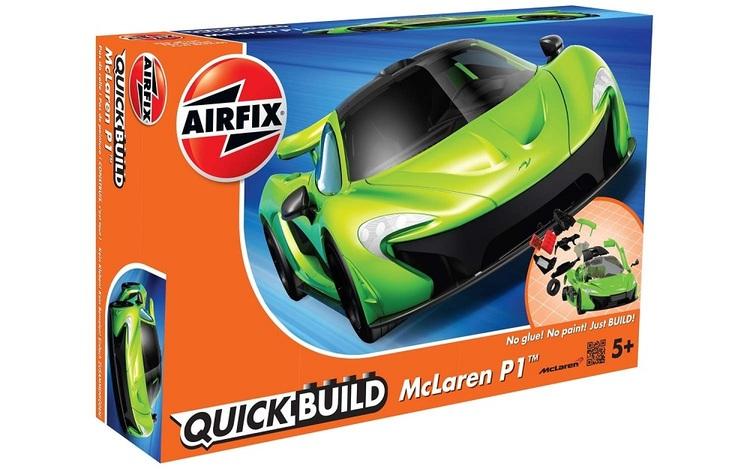 Airfix Quick Build Mc Laren P1