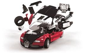 Airfix Quick Build Bugatti Veyron 16.4