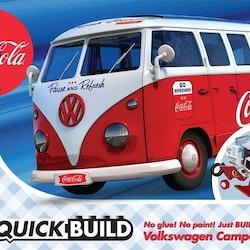 Airfix Quick Build VW Camper Coca Cola