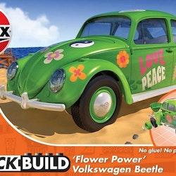 Airfix Quick Build VW Beetle Flower Power