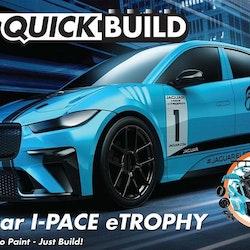 Airfix Quick Build Jaguar I-PACE eTrophy