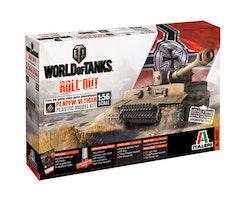 Italeri World of Tanks - Tiger 1