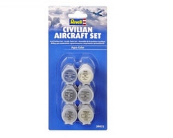 Revell Civilian Aircraft Set