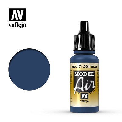 Vallejo Model Air Blue 71004