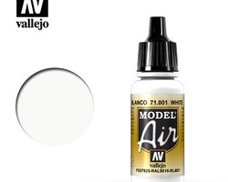 Vallejo Model Air acrylic colors