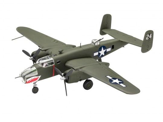Revell Model Set Easy Click B-25 Mitchell